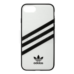 ADIDAS CAPA OR MOULDED CASE SAMBA IPHONE 6/ 6S/7/8 WHITE