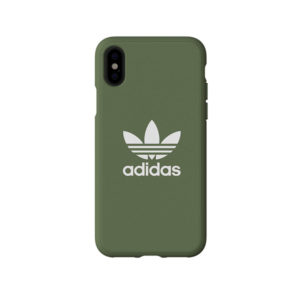 ADIDAS CAPA OR MOULDED CASE ADICOLOR IPHONE X/XS GREEN