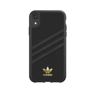 ADIDAS CAPA OR MOULDED CASE SAMBA WOMAN IPHONE XR BLACK