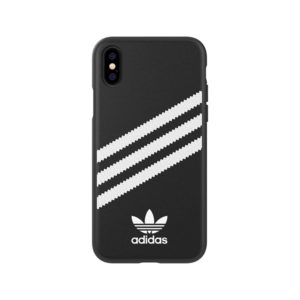 ADIDAS CAPA OR MOULDED CASE SAMBA WOMAN IPHONE X/XS BLACK