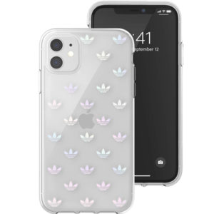 ADIDAS CAPA OR SNAP CASE HOLOGRAPHIC IPHONE 11 COLOURFUL