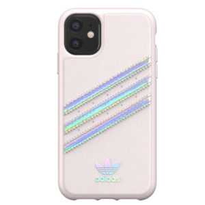 ADIDAS CAPA OR MOULDED CASE SAMBA WOMAN IPHONE 11 PINK