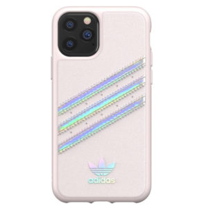 ADIDAS CAPA OR MOULDED CASE SAMBA WOMAN IPHONE 11PRO PINK