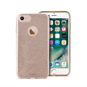 PURO CAPA SHINE IPHONE 7 GOLD