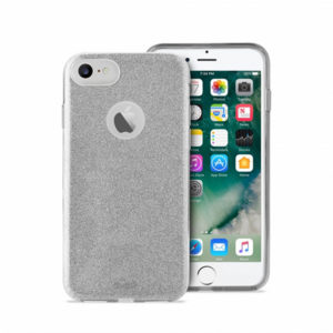 PURO CAPA SHINE IPHONE 7 SILVER
